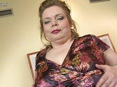 زن تجارت به منشی پیشنهاد می دهد که با یک استراپون لعنتی کند سایت های عکس سکسی