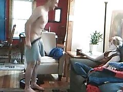 عوضی جوان آقا را با لباس پاندا پوشید و مانند او سایتهایسکس لعنتی کرد