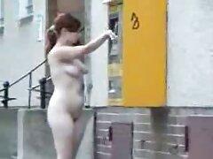 دختر جوان فرانسوی با اجازه دادن همسرش عاشق خود را در الاغ قرار سايت هاى سكسى داد